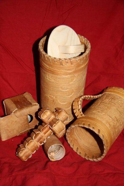 Подарки из бересты для мужчин